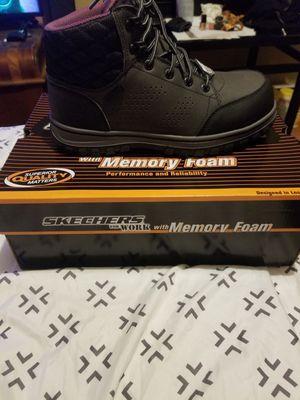 Work boots for Sale in Meriden, CT