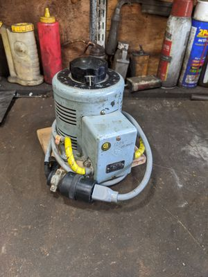 Powerstat Model 117 T 10-13 Amp Variac for Sale in Concord, CA