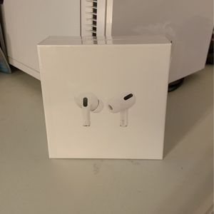 Authentic Apple AirPods Pro Wireless Charging Bluetooth Earbuds for Sale in Brea, CA