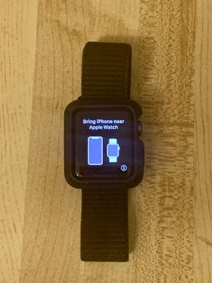 Apple Watch - Series 1 Space Gray for Sale in El Cajon, CA