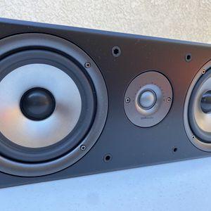 Polk Audio Monitor CS2 Series II Black for Sale in Torrance, CA