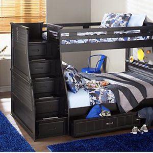 Black Bunk Bed for Sale in Sanford, NC