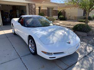2001 Chevrolet Corvette Convertible for Sale in Chandler, AZ