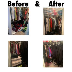 Closet organize for Sale in Houston, TX