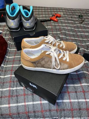 Coach shoes for men size 11 for Sale in Kissimmee, FL