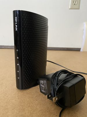 TP-Link Cable Modem for Sale in Columbus, OH