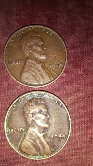 1944 Wheat Penny collection +others if intrested for Sale in Morrow, GA
