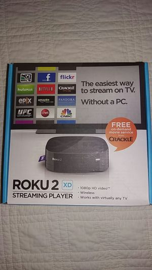 ROKU 2 XD STREAMING PLAYER for Sale in Waynesboro, VA