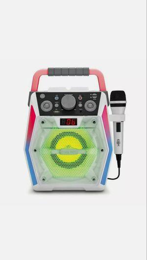 Bluetooth karaoke speaker/bosina special $35 for Sale in Fontana, CA