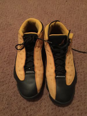 Jordan 13s size 11 Jordan 9 size 10 both in good condition for Sale in Cleveland, OH