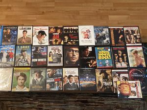 Dvd lot for Sale in Halifax, PA