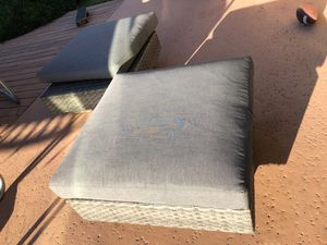 Grey Patio Furniture for Sale in Los Angeles, CA