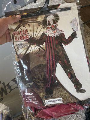 clown costume for Sale in Fresno, CA