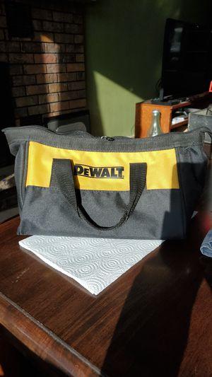 Dewalt Small Tool Bag for Sale in Menomonie, WI