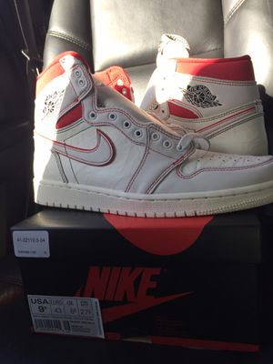 Jordan 1 OG Phantom sail sz 9.5 for Sale in Orlando, FL