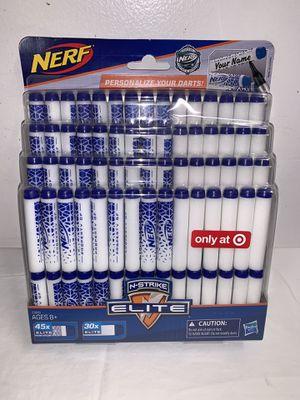 NERF N-Strike Elite Series 75 Dart Refill Pack for Sale in Hialeah, FL
