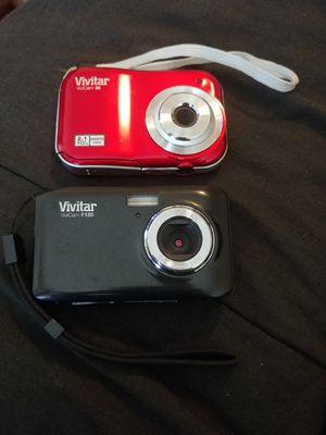 2 Vivitar Cameras for Sale in Washington, DC