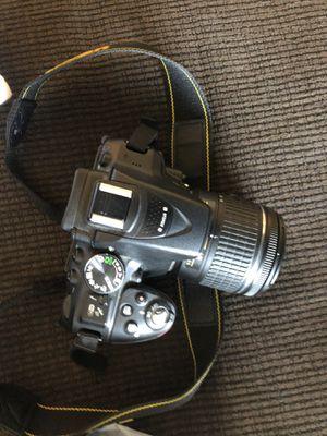 Nikon D5300 with case and Len for Sale in Phoenix, AZ