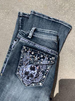 Size 5 Platinum Plush Jeans NEW for Sale in Brandon, FL