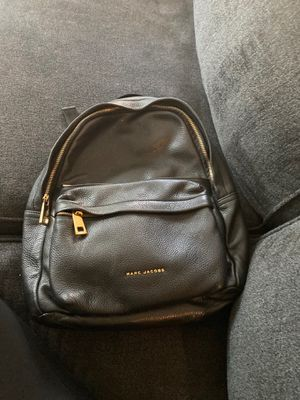 Marc Jacobs backpack and matching wallet for Sale in Garden Grove, CA