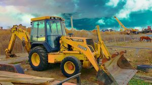 John Deere 310 se 4x4 backhoe for Sale in Denver, CO