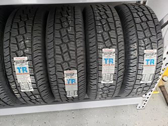 265/70/17 Mastercraft Tires for Sale in Vancouver,  WA