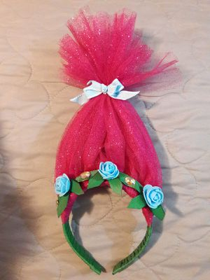 Trolls headbands for Sale in Carrollton, TX