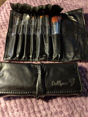 Dollface Professional Brush Set for Sale in Newport, MI