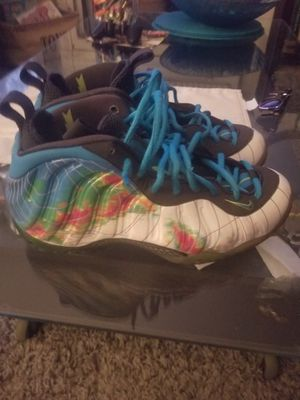 Foamposite nike shoes for Sale in Gaithersburg, MD
