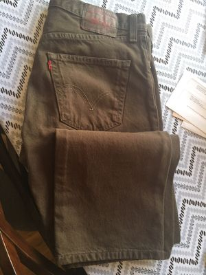 Levis use twice 34x30 for Sale in Salt Lake City, UT