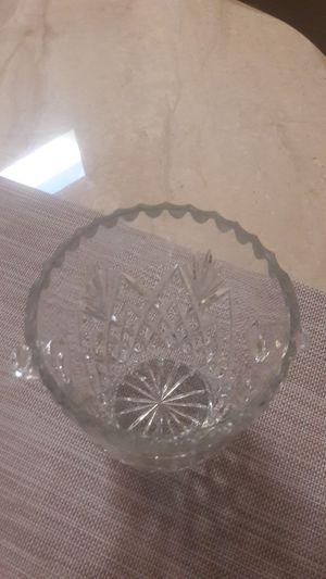 Crystal vase for Sale in Dallas, TX