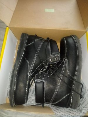 Stanley 13s Steel Toe Mens Work Boots for Sale in Mesa, AZ