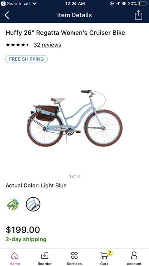 "Huffy 26"" Regatta Women's Cruiser Bike for Sale in Decatur, GA"