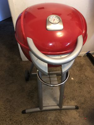 Electric char broil grill for Sale in Denver, CO