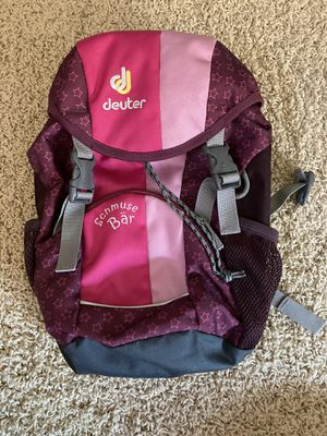 Deuter Toddler backpack for Sale in Phoenix, AZ