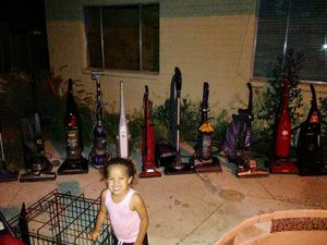 Selection of vacuums for Sale in Scottsdale, AZ