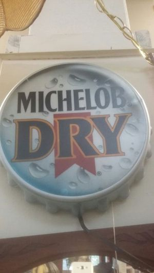 Michelobe dry for Sale in Pueblo, CO