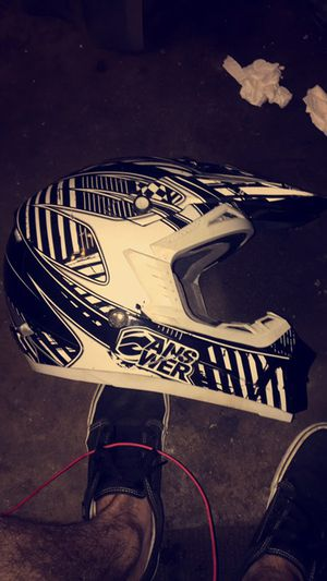 Mens Dirt Bike Helmet Size-XS for Sale in Pittsburgh, PA