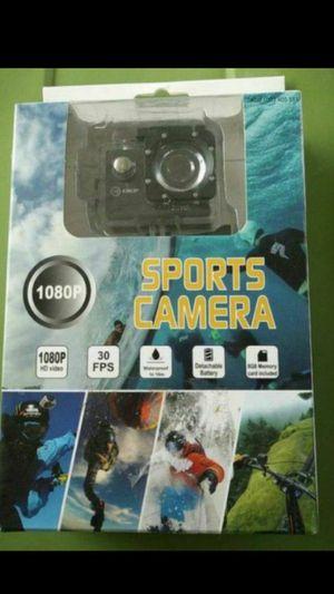 Sports Camera - 1080P ( Waterproof ) ✨NEW✨ for Sale in Las Vegas, NV