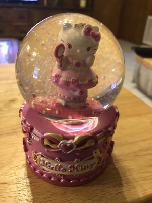d0c549832 Hello Kitty Valentine Crystal Ball for Sale in McAllen