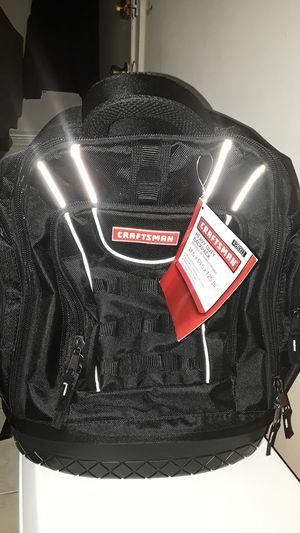Heavy duty backpack mochila de trabajo for Sale in Fort Washington, MD