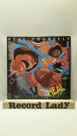 "H.E.A.L. ""Heal Yourself"" Ft. Queen Latifah, Run D.M.C. Kid Capri, LL Cool J etc. for Sale in San Diego, CA"