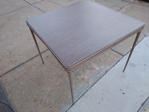 3ft x 3ft folding tables for sale for Sale in St Louis, MO