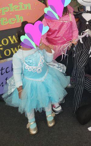 Elsa frozen costume for Sale in Lawrence, IN