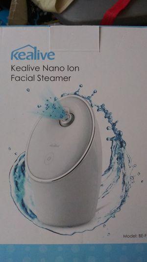 Facial steamer nano for Sale in Riverside, CA