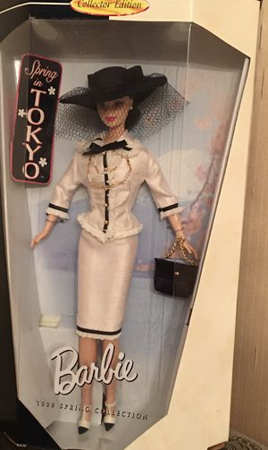1990 Spring in Tokyo Barbie / mint condition for Sale in Saint Paul, MN