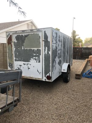 Enclosed trailer for Sale in Mesa, AZ