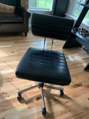 Leather Desk chair for Sale in Crofton, MD