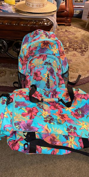 Limited Edition Honolua Surf Co Duffle Bag and Backpack for Sale in Highland, CA