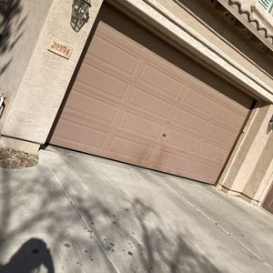 Great garage doors any size used and Band new for Sale in Goodyear, AZ